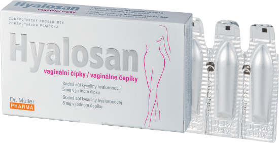 Hyalosan vaginal suppositories0