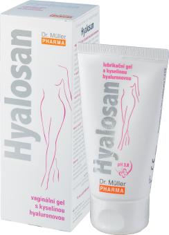 Hyalosan lubricant gel0